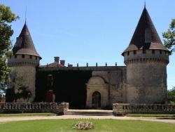 Photo paysage et monuments, Grézillac - le Château de MOUCHAC