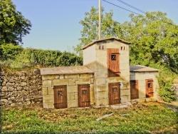 Photo paysage et monuments, Grézillac - visible dans le bourg chez Mr Jean Bénabent