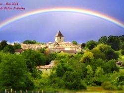 Photo paysage et monuments, Grézillac - Grézillac (depuis Guillac )