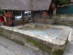 Photo paysage et monuments, Saint-Émilion - lavoir