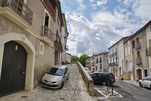Photo Abeilhan - le village