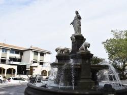 Photo paysage et monuments, Agde - La Fontaine