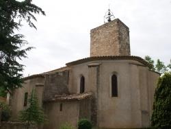 Photo paysage et monuments, Agel - église saint paul