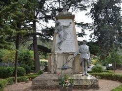 Photo paysage et monuments, Agel - Monuments Aux Morts