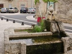 Photo paysage et monuments, Aigne - Fontaine