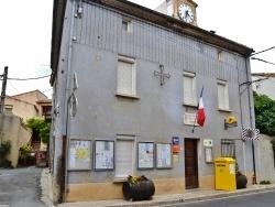 Photo paysage et monuments, Aigne - La Mairie