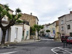 Photo paysage et monuments, Alignan-du-Vent - le village