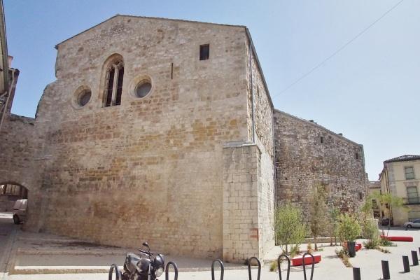 Photo Aniane - église Saint Jean Baptiste