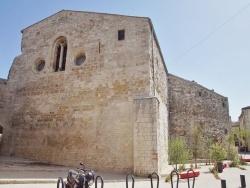 Photo paysage et monuments, Aniane - église Saint Jean Baptiste