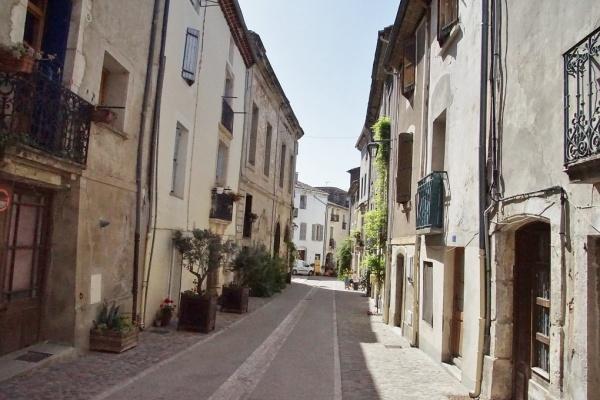 Photo Aniane - le village