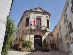 Photo paysage et monuments, Aniane - la Mairie