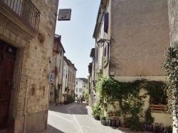 Photo paysage et monuments, Aniane - le village