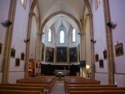 Photo paysage et monuments, Balaruc-les-Bains - église Notre Dame
