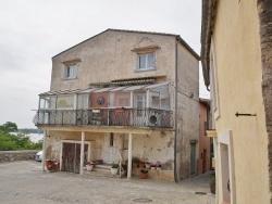 Photo paysage et monuments, Balaruc-le-Vieux - le village