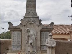 Photo paysage et monuments, Bessan - le monument Aux Morts