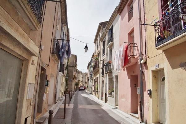 Photo Bouzigues - le village
