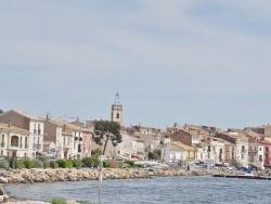 Photo paysage et monuments, Bouzigues - la Mer