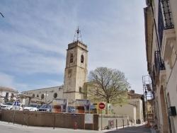 Photo paysage et monuments, Bouzigues - église Saint Jacques