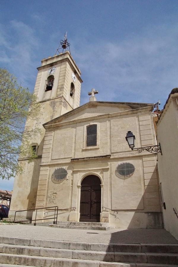 Photo Bouzigues - église Saint Jacques