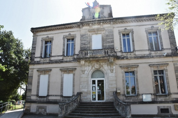 Photo Brignac - la Mairie