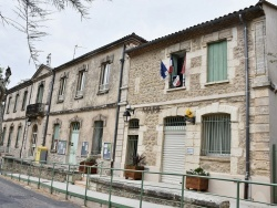 Photo paysage et monuments, Campagnan - La Mairie