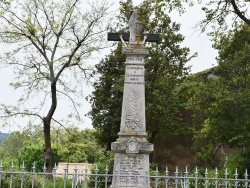 Photo paysage et monuments, Campagnan - le Monument Aux Morts
