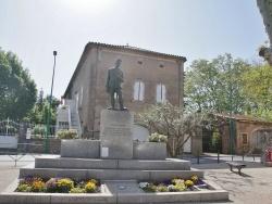 Photo paysage et monuments, Canet - la Statue