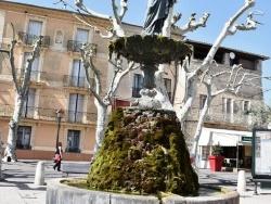 Photo paysage et monuments, Canet - la Fontaine