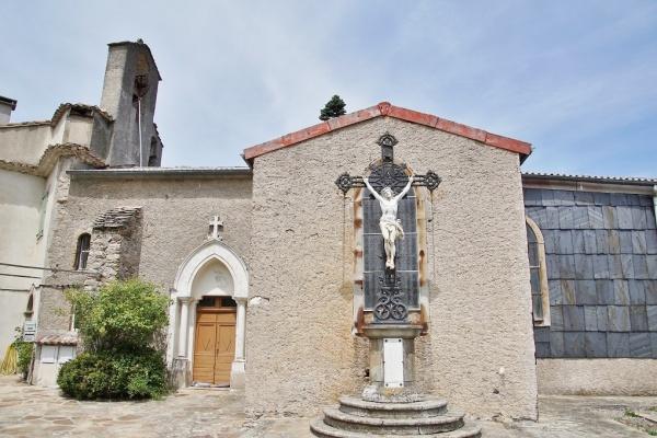 Photo Castanet-le-Haut - église Notre Dame