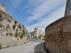 Photo paysage et monuments, Castelnau-de-Guers - le Village
