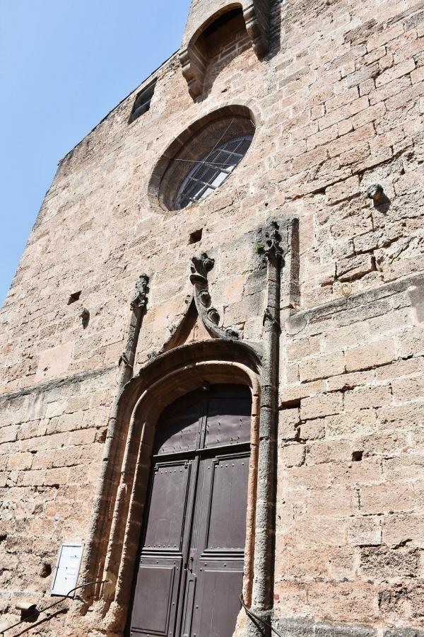 Photo Ceyras - église Saint saturnin