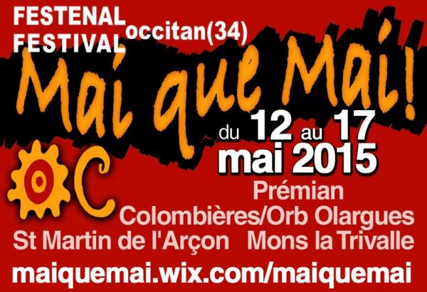 Festival Occitan la semaine de l'ascension