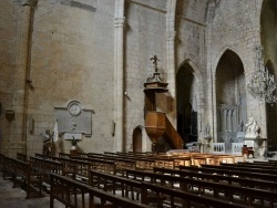 Photo paysage et monuments, Cruzy - --église Sainte-Eulalie 14 Em Siècle