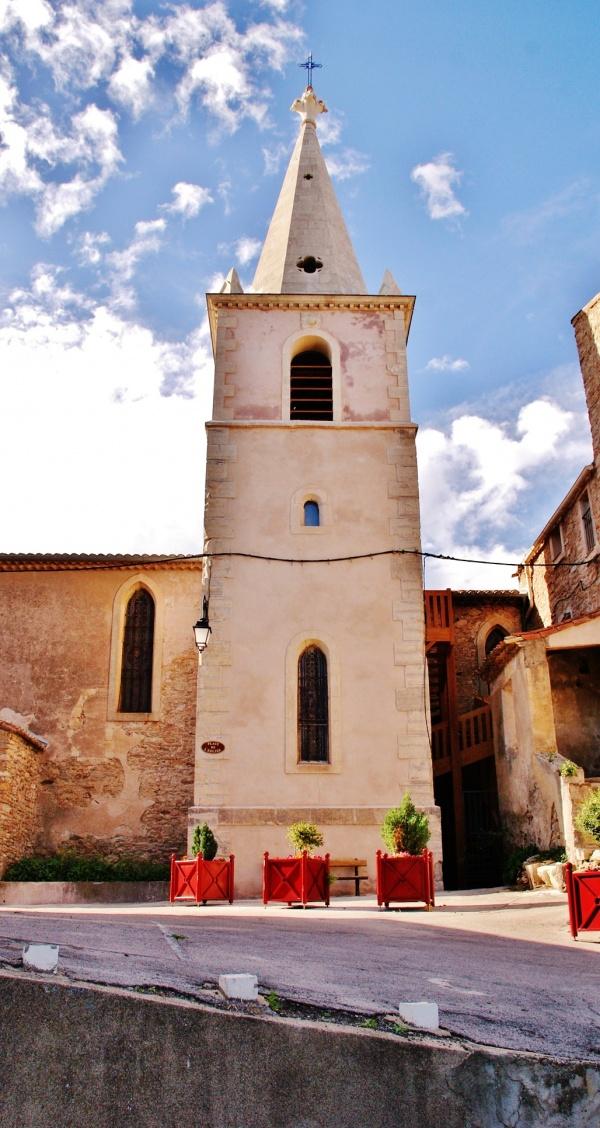 Photo Faugères - L'église