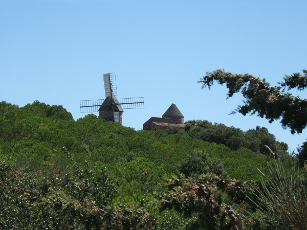 Photo Faugères - Moulin de Faugères