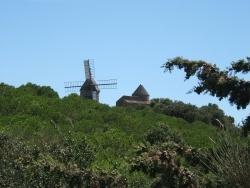Photo paysage et monuments, Faugères - Moulin de Faugères
