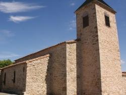 Photo paysage et monuments, Félines-Minervois - L'église