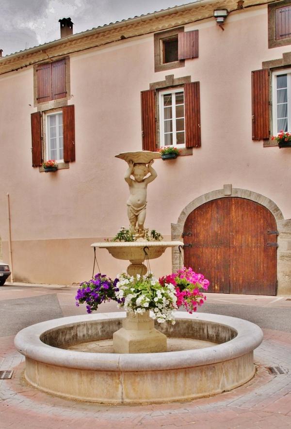 Photo Fontès - Fontaine