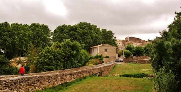 Photo Fontès - La Commune