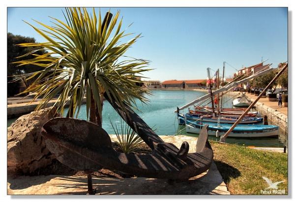 Photo Frontignan - Le canal de Frontignan