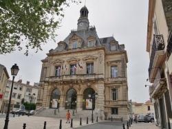 Photo paysage et monuments, Frontignan - La Mairie