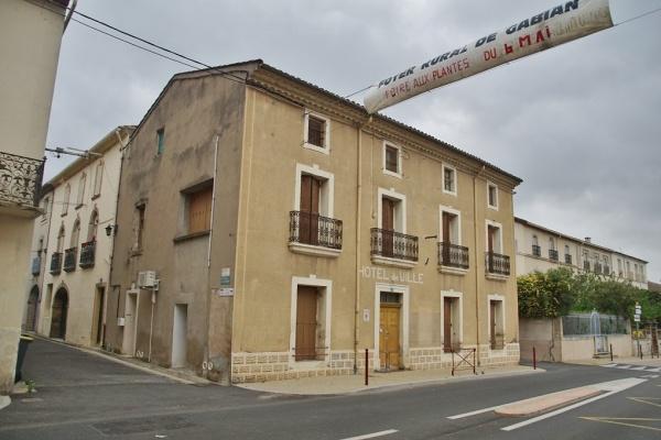 Photo Gabian - La Mairie