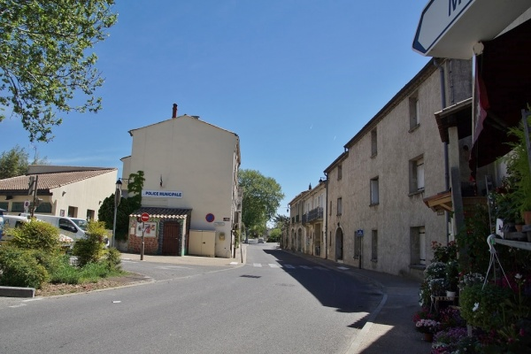 Photo Grabels - le Village