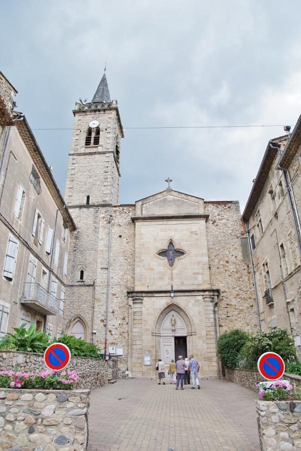 église Saint martial