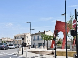 Photo paysage et monuments, Lunel - le Village