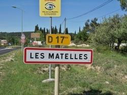 Photo paysage et monuments, Les Matelles - les matelles (34270)