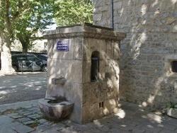 Photo paysage et monuments, Les Matelles - la Fontaine