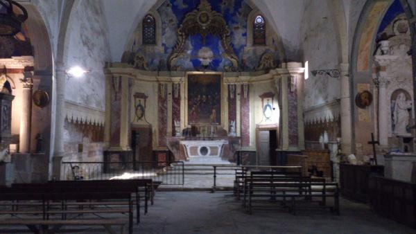 retable de la chapelle des augustins