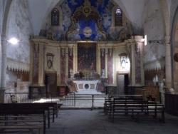 Ancienne chapelle du couvent des Augustins, chapelle des Pénitents