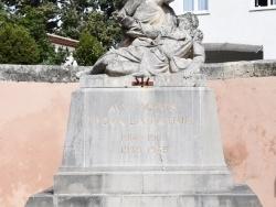 Photo paysage et monuments, Poussan - le Monument Aux Morts